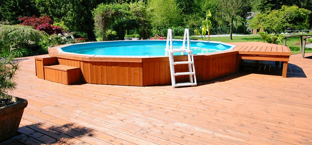 Above ground pools – useful equipment